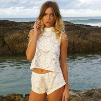 Sahara Luxe Top by Le Salty Label