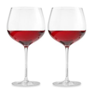 Aquarius 27-Ounce Balloon Wine Glasses (Set of 2)