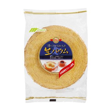 Japanese Baumkuchen Rolled Cake by Marukin, 10 oz (295 g)