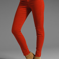 True Religion Halle Phantom Skinny in Tomato from REVOLVEclothing.com