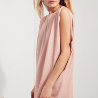 Kimchi Blue Soft Shoulder Shift Dress | Urban Outfitters
