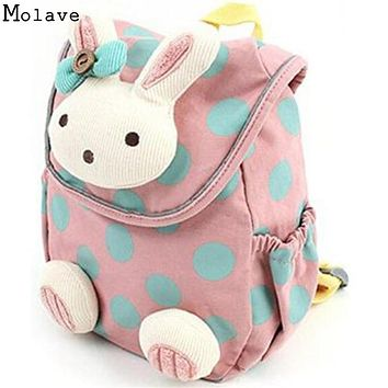 Sweet Dot Baby Cartoon Cute Backpack Baby Anti Stray Toddler Small Bag Prevent Lost Backpack Shoulder Bag Jan22