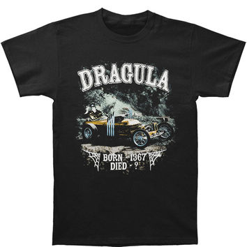 Mens Dragula Print T-shirt