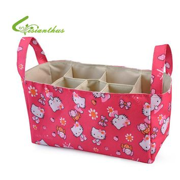 Hello Kitty Baby Stroller Storage Bag Organiser for Mommy Diaper Bag