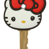 HELLO KITTY BOW KEY CAP