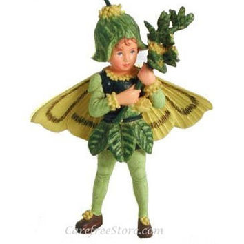 Add An Accent - BOX TREE FAIRY - Cicely Mary Barker - Flower Fairy - AAA-86916