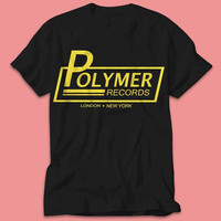 Polymer Record - Reguler T-Shirt Inpirated by Spianl Tap London New York - Multi Size Color