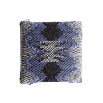 NIC+ZOE - Shaggy Knit Pillow - Multi - O/s