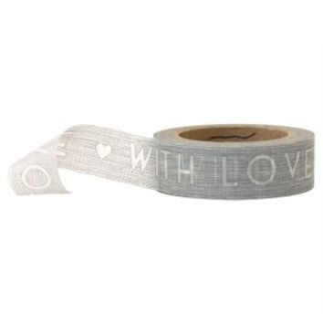 Washi Tape – With Love - Stampington & Company