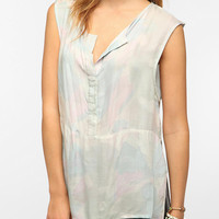 Urban Outfitters - Silence & Noise High/Low Muscle Tunic