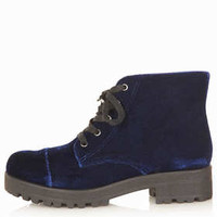 MAXWELL Heavy Sole Ankle Boots - Boots  - Shoes