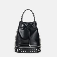 ROCK BUCKET BAG