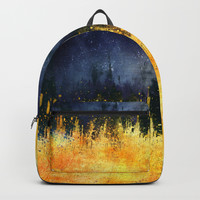 My burning desire Backpack by HappyMelvin