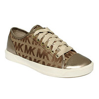 MICHAEL Michael Kors Shoes, Block City Sneakers - Shoes - Macy's