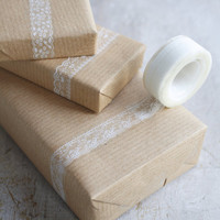 Decorative Lace Tape ? Cox & Cox, the difference between house and home.
