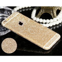 Glitter Gold case for iPhone 5 & 5S