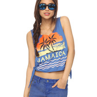 Knotted Jamaica Tank