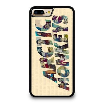 ARCTIC MONKEYS CHARACTERS iPhone 4/4S 5/5S/SE 5C 6/6S 7 8 Plus X Case