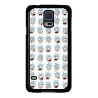 Rick And Morty - Ricks Face Samsung Galaxy S5 Case
