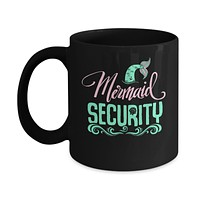 Mermaid Security Mug