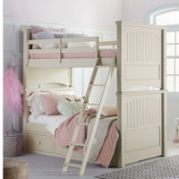 6482 Summerset Taupe - Bunk Beds