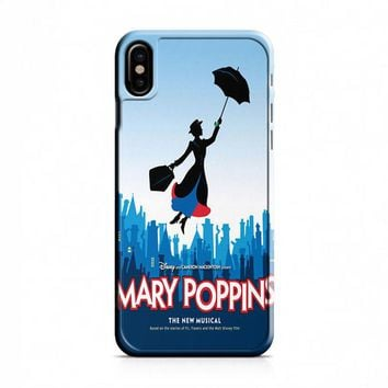 Mary Poppins iPhone X Case