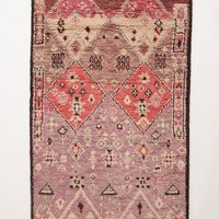 Double Diamond Rug by Anthropologie