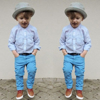 Kids Boys Girls Baby Clothing Products For Children = 4446079556
