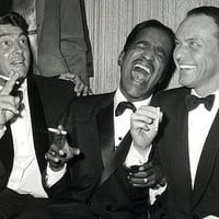 Reliving the Rat Pack heyday with night of Las Vegas glitz at Boisdale