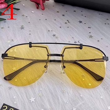 Perfect Dolce & Gabbana Fashion Men Summer Sun Shades Eyeglasses Glasses Sunglasses