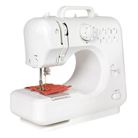 LIL Sew & Sew LSS505 Sewing Machine Desktop Double Thread