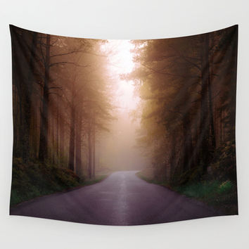 Where are you Wall Tapestry by HappyMelvin