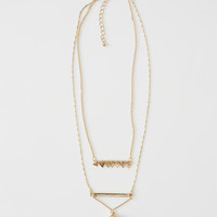Womens Multi-Layer Necklace | Womens Accessories & Jewelry | Abercrombie.com