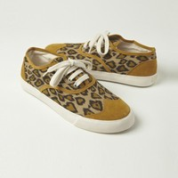 Ladies Leopard Lace Up - You Must Create (YMC)