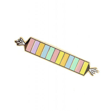 enamel candy pin
