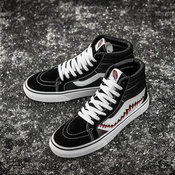 VANS SK8-HI x BAPE SHARK Running Shoes 36-44