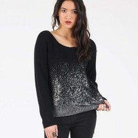 Metallic Sweater - Sweaters - Clothing - Women