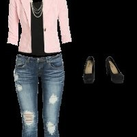 Hot off the WetSeal Runway: hot date outfit designed by beccafashion92