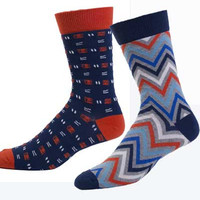 Men's Crew Sock 2pack - Sparrow