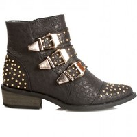 Axel Stud Ankle Boot  - New Shoes - New Arrivals