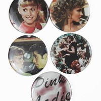 GREASE BUTTONS