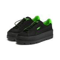 FENTY Women's Cleated Creeper Surf | Puma Black-Green Gecko-Black | PUMA Shoes | PUMA United States