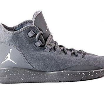 VONR3I Nike Men's Jordan Reveal Basketball Shoe (9 D(M) US, Cool Grey/White-Cool Grey)