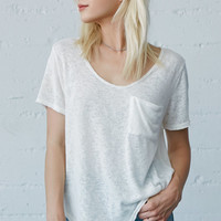 Me To We Cozy Pocket T-Shirt at PacSun.com