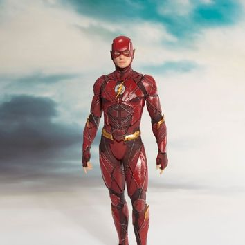 JUSTICE LEAGUE MOVIE THE FLASH ARTFX+