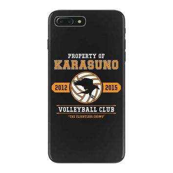 Property of Karasuno High School Volleyball Club iPhone 7 Plus Case