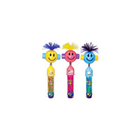 Wiggle Pop Giggling Spring Lollipops: 12-Piece Box