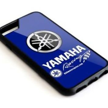 Best Yamaha Racing Logo Fit Hard Case For iPhone 6 6s 7 8 Plus X Cover +