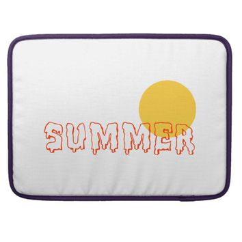 Summer Sleeve For MacBook Pro