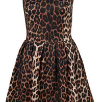 Animal Skater Dress - Dresses  - Apparel
